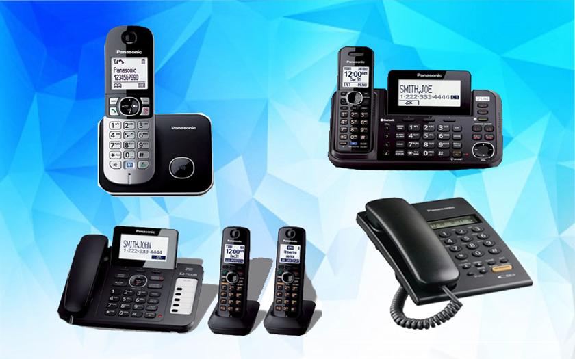 انواع-تلفن-پاناسونیک